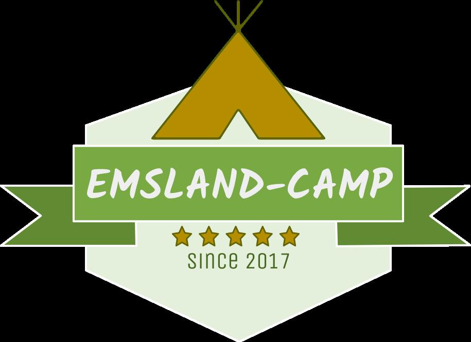 Logo für Campingplatz EMSLAND-CAMP